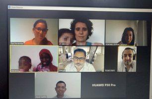 Taula diàleg interreligiós Lloret- de manera virtual