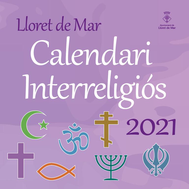 calendari interrreligiós de Lloret de Mar