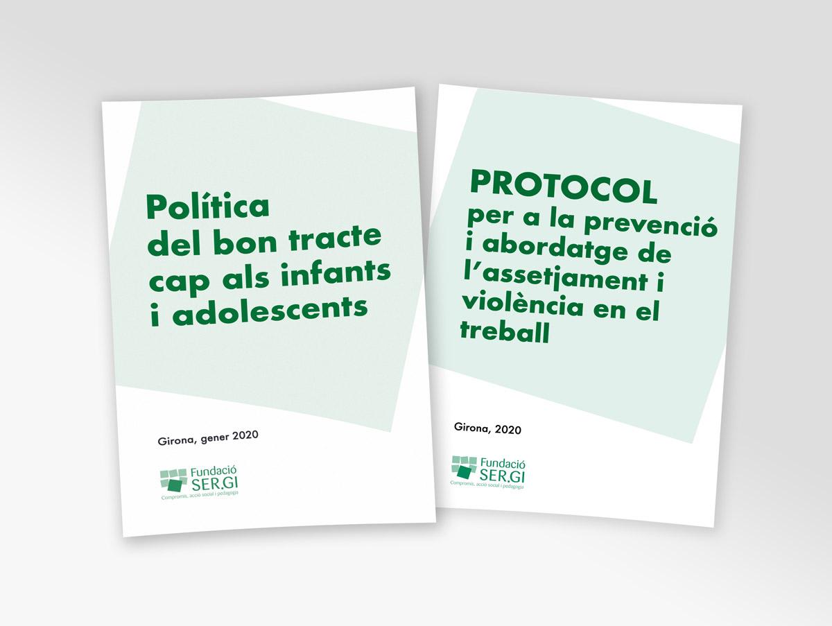 protocols Fundació SER.GI