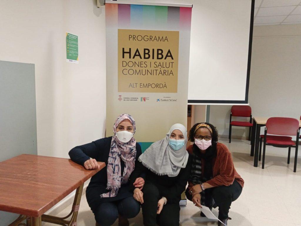 Projecte de salut comunitària Habiba