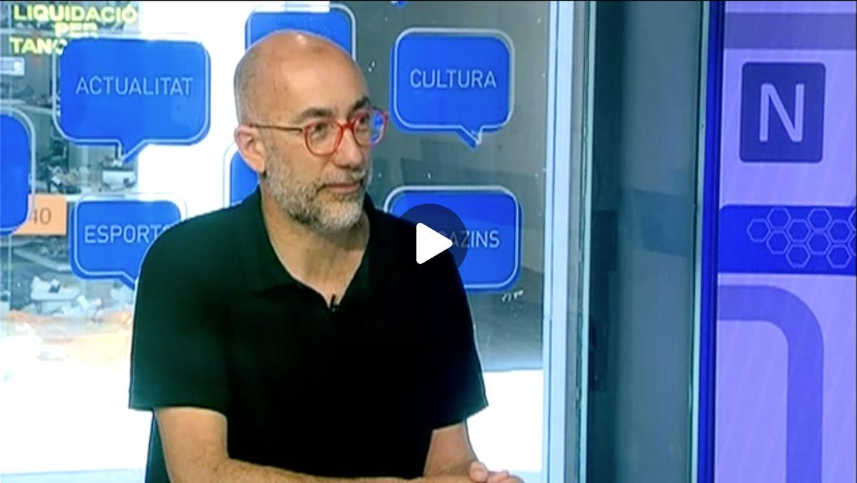 Entrevista Lluís Puigdemont Fundació SER.GI a TVGI